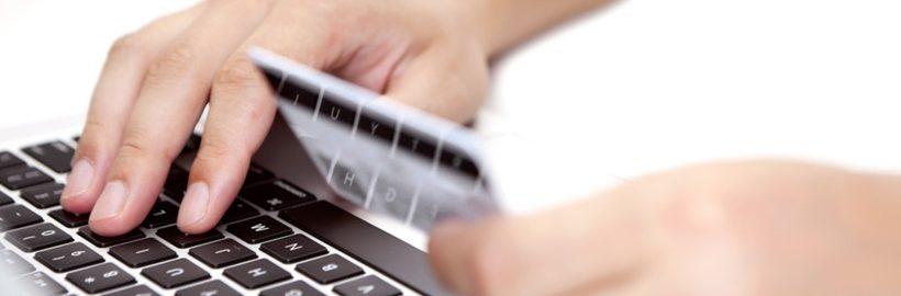 achat en ligne avec carte de credit